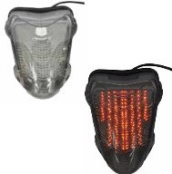 26-17XX  Bike Master Integrated Taillights- Suzuki