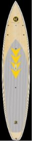 "1316 C4 Waterman  Stand Up Paddleboards (SUP)-2014  14'0"" WAI NUI"