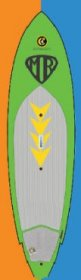 "1321 C4 Waterman  Stand Up Paddleboards (SUP)-2014   9'2""  MR PRO MODEL"