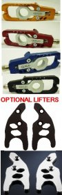 LIGHTECH Chain Adjusters & Lifters - Honda  TEHO001, TEH107