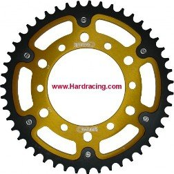 SuperSprox 520 Rear Steel/Aluminum Sprocket   SPSX-520RR-SPR