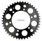 DRIVEN USA 525 STEEL Rear Sprocket  DRI-525ST-RRSP