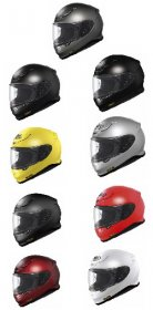 SHOEI RF-1200 Helmets - Solids  SHOEI-RF12SOLD