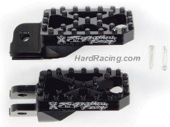 374-8-01  Two Brothers Footpegs - '13-'20  Honda GROM / GROM SF