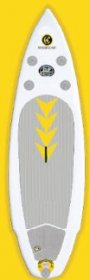 "1402  C4 Waterman  Stand Up Paddleboards (SUP)-2014   10'0""  iSUP RAPID RIDER"