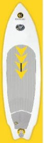 "1407  C4 Waterman  Stand Up Paddleboards (SUP)-2014  10'11""  iSUP BK PRO"