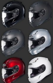 HJC Helmets - CL-17 SOLIDS    HJC-CL17SOLID