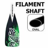 Starboard Paddles -        High Aspect TIKI Tech Blade with Foil Premium Shaft  2014 - 208414030100X