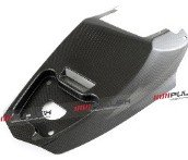 CDT - Ducati-Streetfighter 1100 '09-'11 -Carbon Seat / Tail Heat Cover Oem - Large   35869, 210963