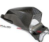 CDT - Ducati-Streetfighter 1100 '09-'11 -Carbon Racing Air Intake Tubes - Oversized Racing Set  183443, 210974