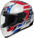 SHOEI Qwest-  BANNER Helmet  SHOEI-BNNR