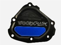60-0450RB  Woodcraft Billet Alum. Engine Covers - RIGHT SIDE - '06-12  FZ1/ '04-08 R1