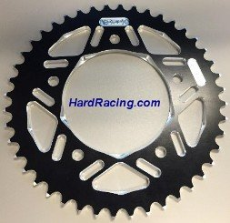 Vortex Racing 520 Rear Aluminum Sprocket - '15-'16 R1 / R1 M  VOR-R1-AL-RRSP