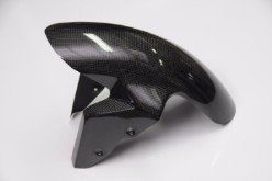 CARB1010  LighTech Carbon Fiber - BMW -  S 1000 R  '14-'15 - Front Mudguard