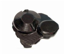 CARH6530  LighTech Carbon Fiber - Honda - CBR 600 RR  '07 - '15 -Clutch Cover