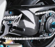 CARH7013  LighTech Carbon Fiber - Honda - CB 1000 R   '08 - '14 -Sprocket Cover