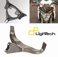 CARH7070  LighTech Carbon Fiber - Honda - CB 1000 R   '08 - '14 -Tachometer Support Cover