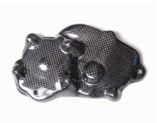 CARK9540  LighTech Carbon Fiber - Kawasaki - ZX6R  '09 - '15 -Electric Cover