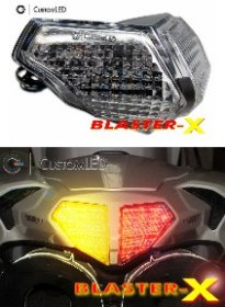 CLED-071098   LED Clear Tail Light -  '07-'09  Ducati 1098