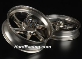 OZ-GASS-RSA  OZ GASS RS-A FORGED ALUMINUM RIMS (6 Spoke)