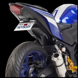 81502-1000  Hotbodies Fender Eliminator Kit/ Undertail - '15-'19 Yamaha R3