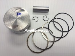 Finbro  125cc Flat Top Piston, pin, rings, and clips for HONDA GROM