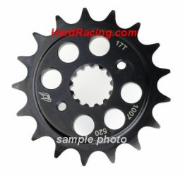 Driven Racing 520 Front Steel Sprocket - '14-'16 KTM RC390 / 390 Duke  2290-520-xx