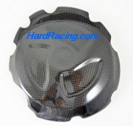 CDT - BMW - S1000RR '15-'16/S1000 R  '14-16  -Carbon Clutch Cover Protection Guard (Racing/Street) (202816, 211094, 183709, 190242)