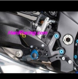 FTRSU003X  LighTech Rear Sets - Suzuki - GSX-S 1000 '15-16