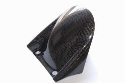 CARA3020  LighTech Carbon Fiber - Aprilia  -  RSV4 / R / FACTORY / APRC  '15 - '16 -Rear Mudguard