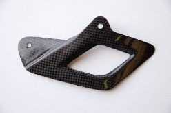 CARA3013  LighTech Carbon Fiber - Aprilia  -  RSV4 / R / FACTORY / APRC  '15 - '16 -Inferior Chain Protection
