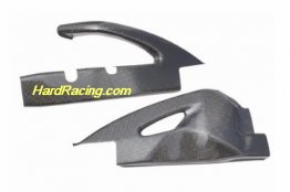 CARS6060   LighTech Carbon Fiber - Suzuki - GSXR 600 / 750  '06 - '07 -Swingarm Protector