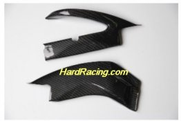 CARS6460   LighTech Carbon Fiber - Suzuki - GSXR 1000  '09 - '15-Swingarm Protector