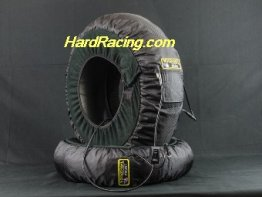 30-2100   Woodcraft Dual Temp Gen III Tire Warmers w/Soft Carry Case