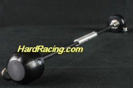 45-0403R  WoodCraft Axle Sliders - Yamaha- R3 '15-'19  Rear Axle