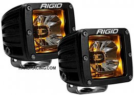 Rigid Industries LED Light Bar - RADIANCE+ POD W/AMBER  LIGHT    20204