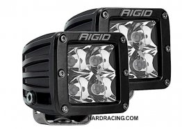 Rigid Industries LED Light Bar - D SERIES   PRO  SPOT  PATTERN PAIR   202213