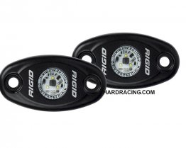 Rigid Industries LED Light Bar -  A SERIES PRO HIGH POWER PAIR   (LED  BLUE ) SURFACE MOUNT   482113