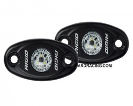 Rigid Industries LED Light Bar -  A SERIES PRO HIGH POWER PAIR   (LED  GREEN ) SURFACE MOUNT   482123