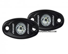 Rigid Industries LED Light Bar -  A SERIES PRO HIGH POWER PAIR   (LED  AMBER ) SURFACE MOUNT   482333