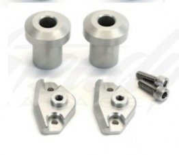 OTB Billet Aluminum Spools Only (set of 2) for USE with OTB Chain Adjusters (Gen. 1 only)
