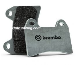 07BB38RC  Brembo Pads RC Compound  - 2016 BMW S1000XR