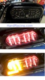 TP-CTL   TP Clear Tail Light with Integrated Turn Signals  '19-'20 Honda Monkey 125