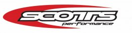 SD-F4F4i  Honda Scotts Steering Damper Complete Kit, '99-'00  F4 &  '01-'07 F4i