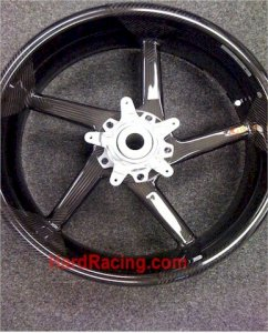 BLACKSTONE (BST) Carbon Fiber Wheels Set  5-spoke or 7-spoke