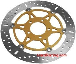 EBC REAR Contour XC Rotors (Sold as SET of 2) Yamaha R3 2015-16  MD2123C