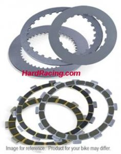 Barnett Clutch Kit (with Kevlar-Lined Friction Plates