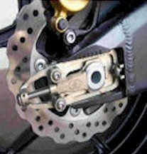 128-840X  GILLES SUPERBIKE Chain Adjusters - SUZUKI