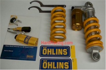 KA610 Ohlins Shock, '17-'19  Kawasaki Z125 Pro (BLOW OUT SALE)