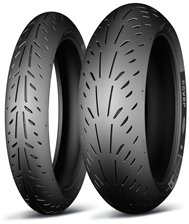 MICHELIN POWER SUPERSPORT EVO TIRE COMBO SET